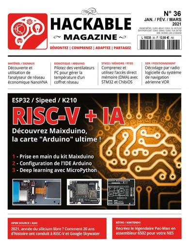 Hackable Magazine 36