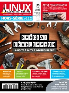 Gnu/Linux Magazine HS 112