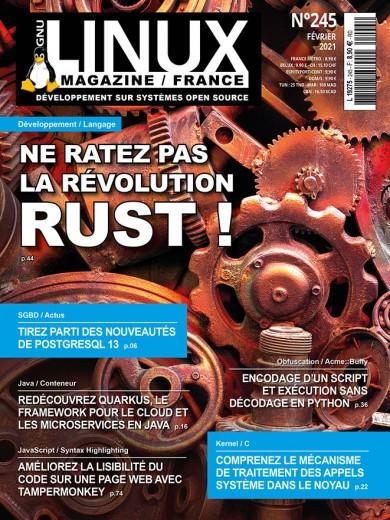 GNU/Linux Magazine 245