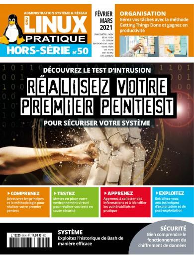 Linux Pratique HS 50