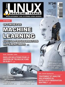 GNU/Linux Magazine 246