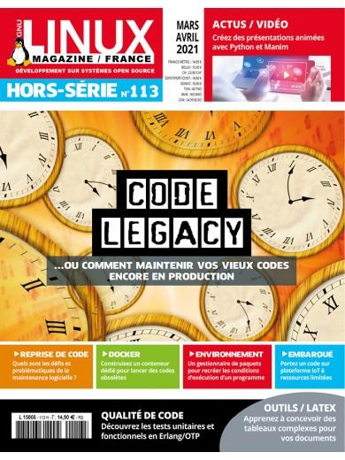 Code Legacy ...ou comment maintenir vos vieux codes encore en production
