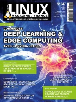 GNU/Linux Magazine 247