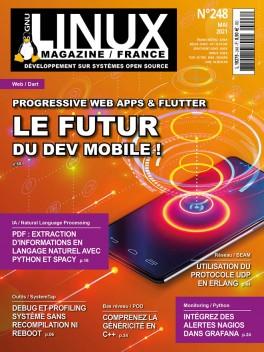 GNU/Linux Magazine 248