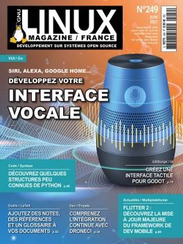 GNU/Linux Magazine 249