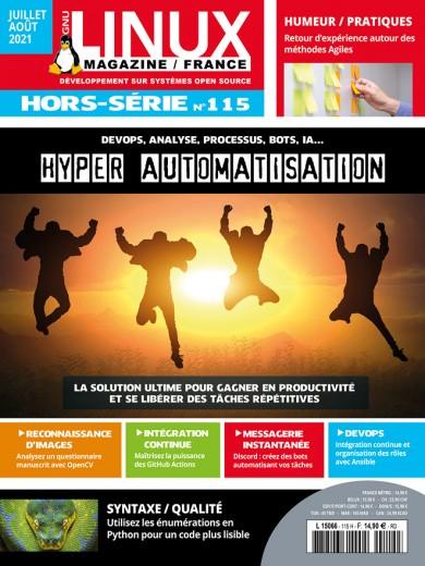 Gnu/Linux Magazine HS 115