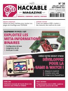 Hackable Magazine 38