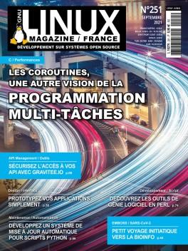 GNU/Linux Magazine 251