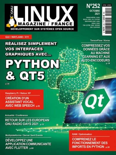 Réalisez simplement vos interfaces graphiques avec Python & Qt5