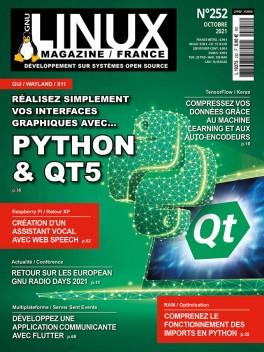 GNU/Linux Magazine 252