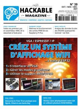 Hackable Magazine 39
