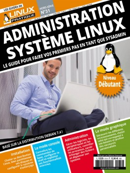Linux Pratique HS 31