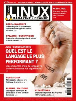 GNU/Linux Magazine 176