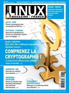 GNU/Linux Magazine 177