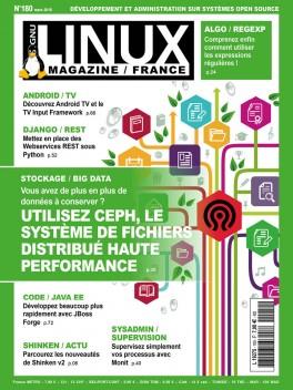 GNU/Linux Magazine 180
