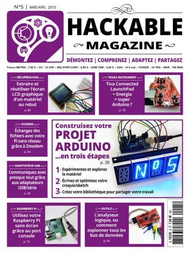 Hackable Magazine 5