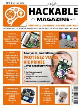 Hackable Magazine 6