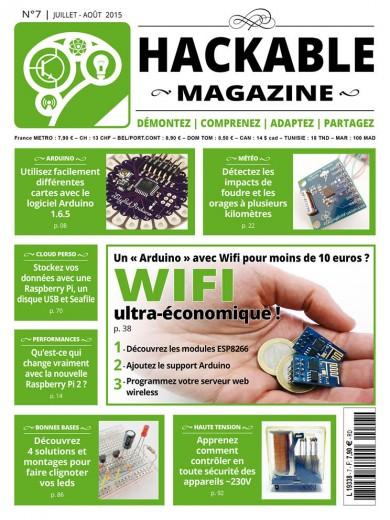 Hackable Magazine 7