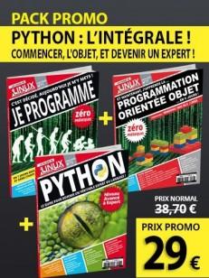PYTHON : L'INTEGRALE ! Commencer, continuer avec l'Objet et devenir un expert !