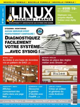 GNU/Linux Magazine 186