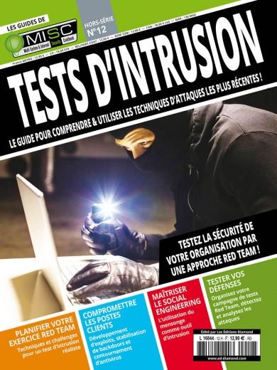 Tests d'intrusion Le guide pour comprendre & utiliser les techniques d'attaques les plus récentes!