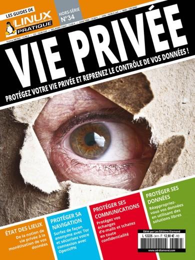 Vie privée Protégez votre vie privée et reprenez le contrôle de vos données!