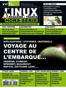 Couverture Linux Magazine
