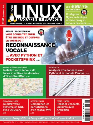 GNU/Linux Magazine 188
