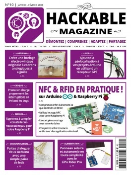 Hackable Magazine 10