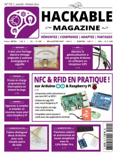 Hackable Magazine 10