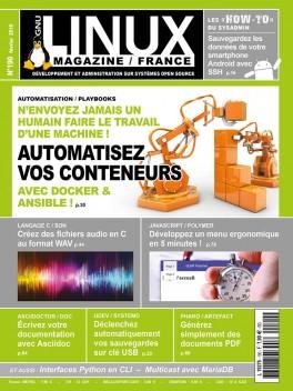 GNU/Linux Magazine 190