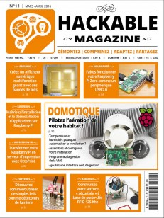 Hackable Magazine 11