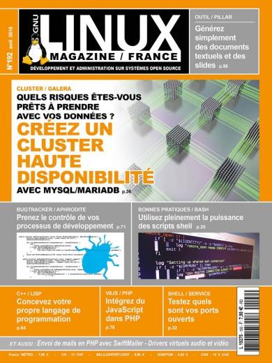 GNU/Linux Magazine 192