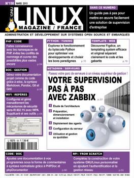GNU/Linux Magazine 158