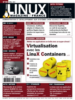 GNU/Linux Magazine 159