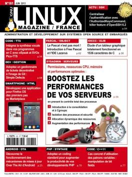 GNU/Linux Magazine 161