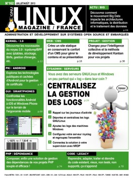 GNU/Linux Magazine 162