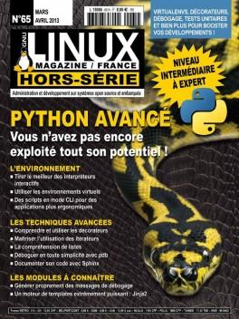 GNU/Linux Magazine HS 65