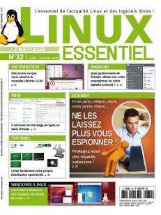 Linux Essentiel 32