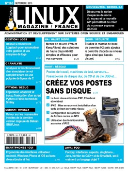 GNU/Linux Magazine 163