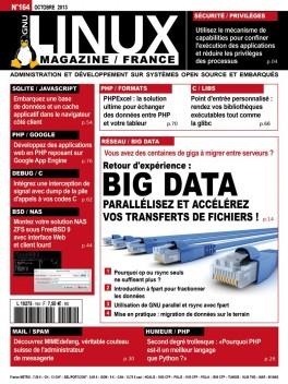 GNU/Linux Magazine 164