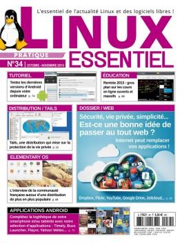 Linux Essentiel 34