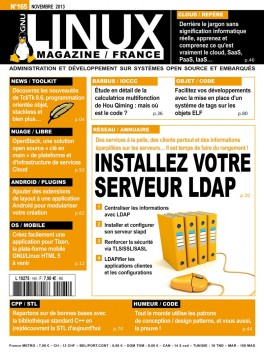 GNU/Linux Magazine 165