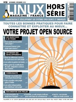 GNU/Linux Magazine HS 69