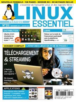 Linux Essentiel 35