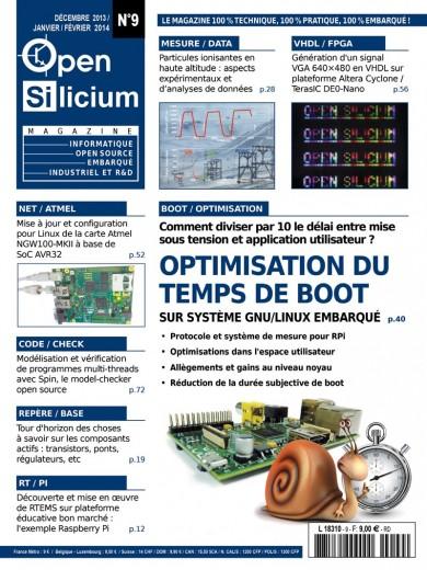 Open Silicium 9