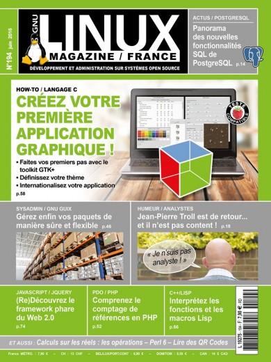 GNU/Linux Magazine 194