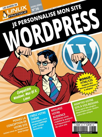 Je personnalise mon site WordPress