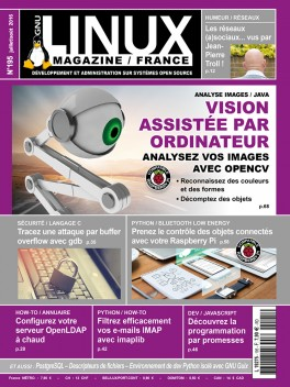 Gnu/Linux Magazine 195