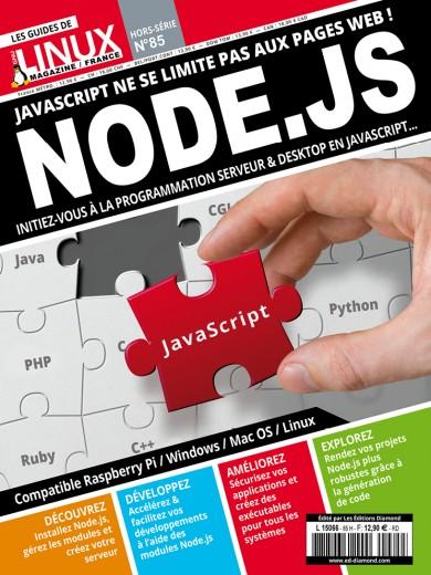 JavaScript ne se limite pas aux pages web !Node.js :Initiez-vous à la programmation serveur & desktop en JavaScript... Période : Juillet - Août 2016
